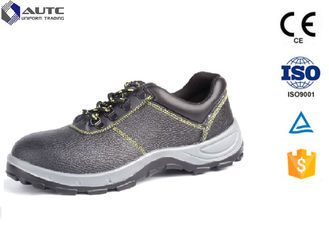 China Puncture Resistant PPE Safety Shoes Engineers Workers Lightweight BK Mesh Lining supplier