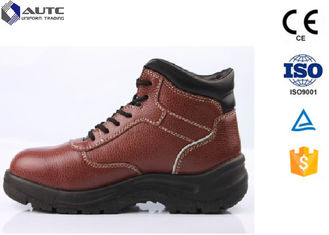 China Trucker Stylish PPE Safety Shoes For Electrical Workers Customized Acid Resistant supplier