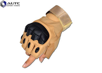 China Lightweight Cut Proof Black Tactical Gloves Nylon Outdoor XS-XL Customized Size supplier