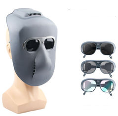 Full Face Preotection Grimace Shockproof Shade 14 Welding Lens