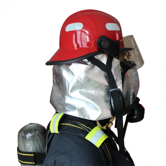 High Quality Fire Fighting Equipment Safety Helmet for Fireman