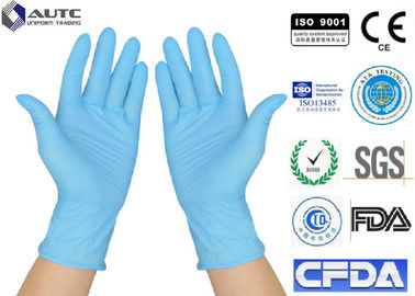 Beauty Salon Medical Hand Gloves Oil Resistance Anti Static Puncture Resistant