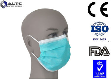 China Cool Disposable Medical Mask PP Non Woven Fabric Material Fliud Resistant distributor