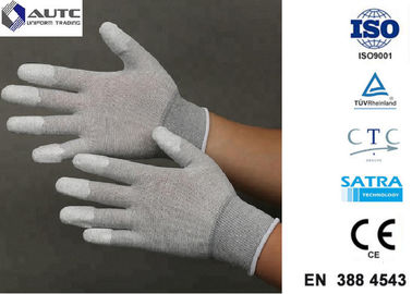 China Construction Heavy Duty Gloves Non Disposable Customized For Mechanical Work distributor