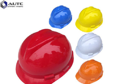 China Construction PPE Safety Helmet , Ppe Hard Hat Multi Functions High Harness distributor