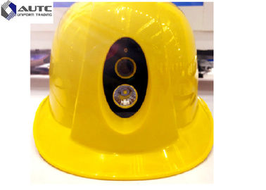 China Lightweight PPE Safety Helmet , Engineer Safety Helmet IP67 Waterproof Shock Resistant distributor