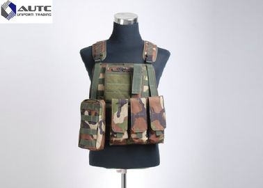 China Thin Swat Stab Proof Military Bulletproof Vest Anti AK Pistol Bullets factory