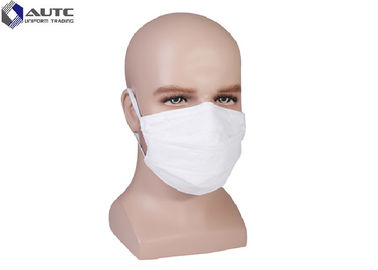 China Clinical Dental Surgical Face Mask Gauze Cotton Dust Proof Lightweight Easy Fit distributor